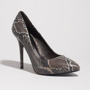 New Women's GUESS by MARCIANO Florence Snake Print